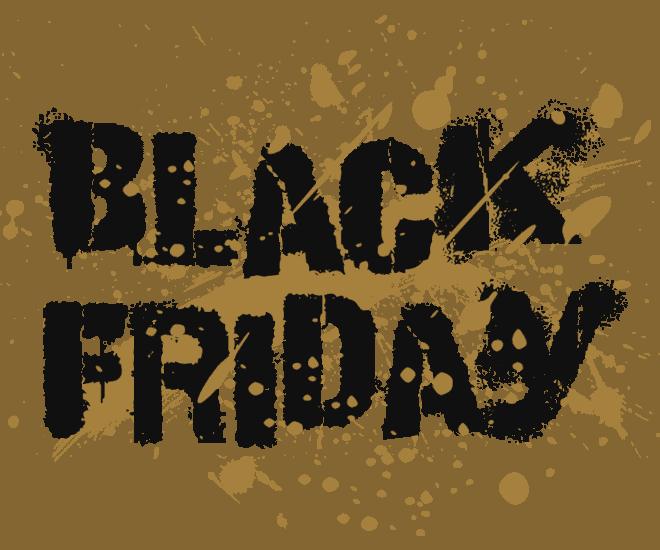 BlackFriday Homepage